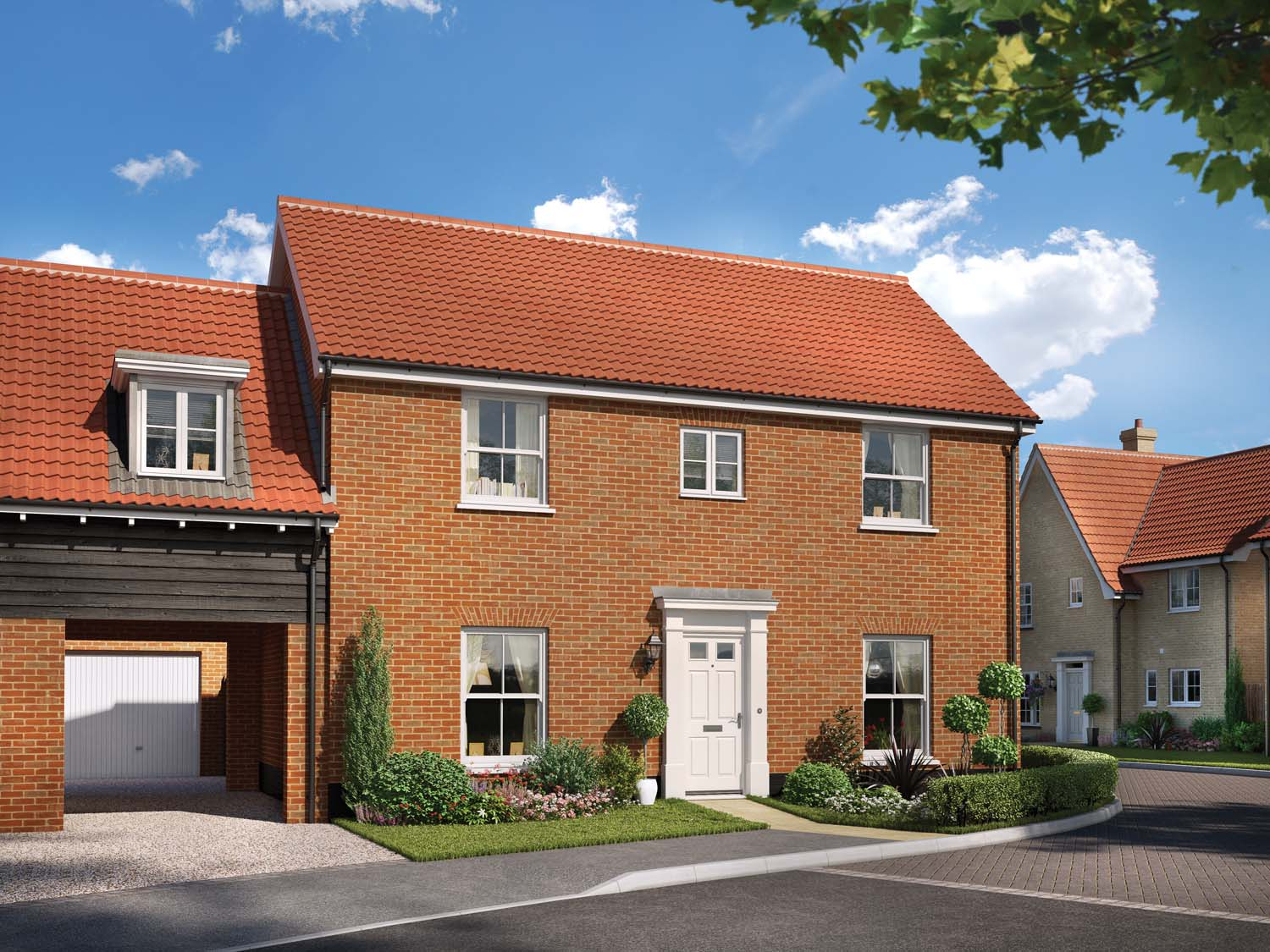 New Build Homes at Millers place