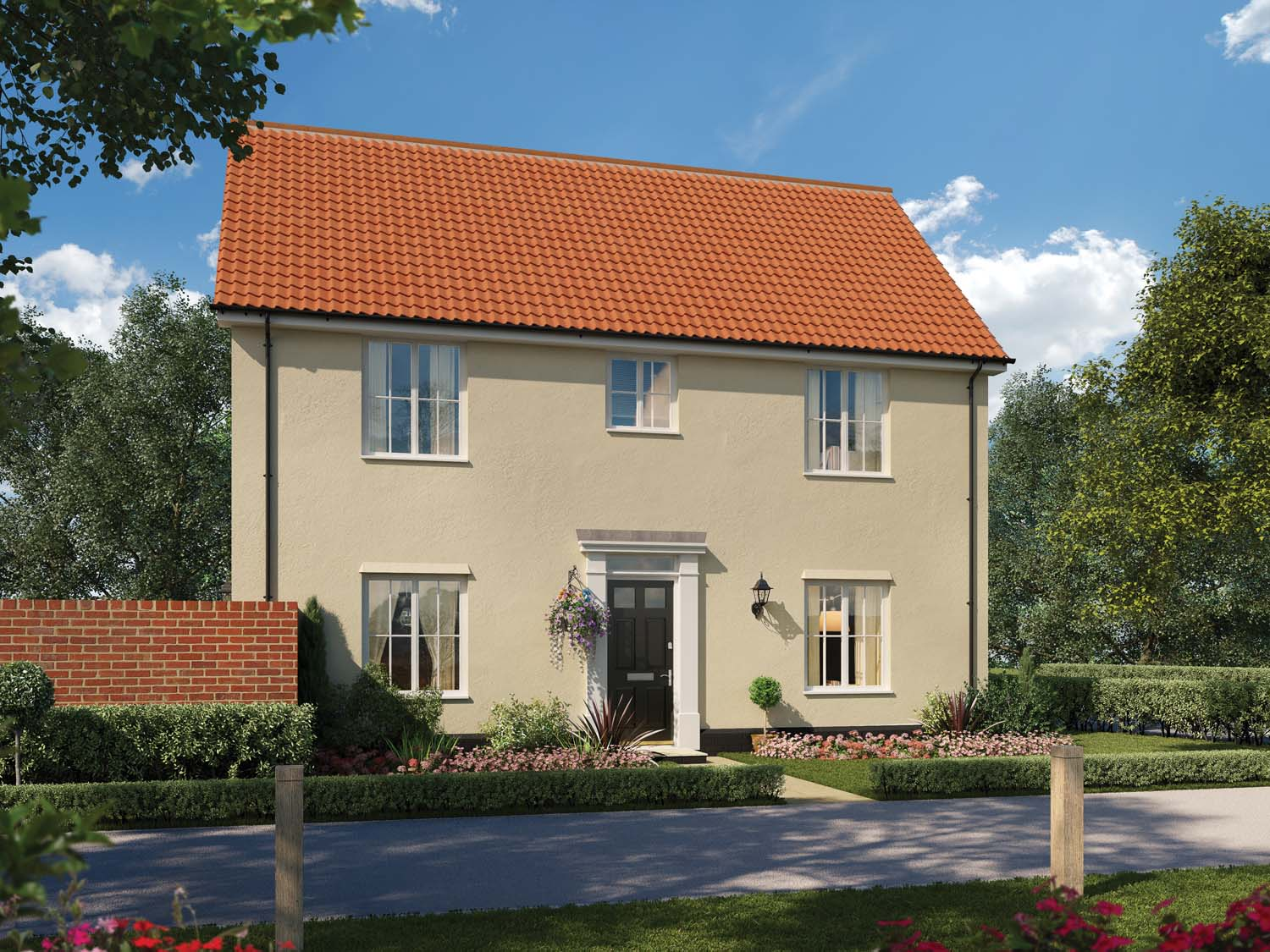 Millers Place New Build Homes