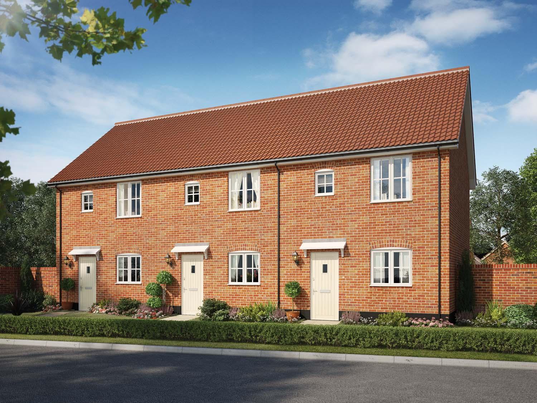 New Build Homes In Soham