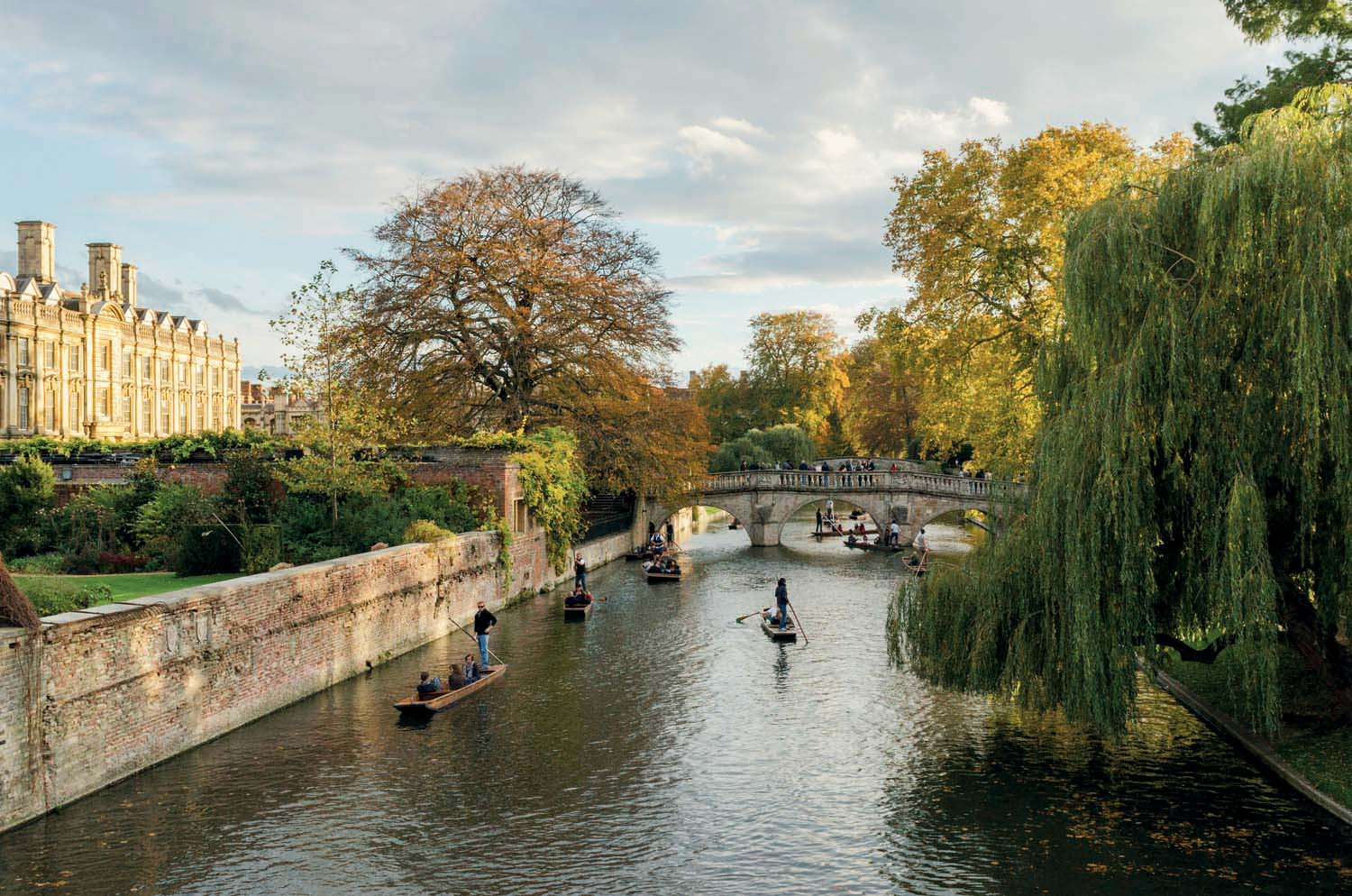 A Canal In Cambridgeshire
