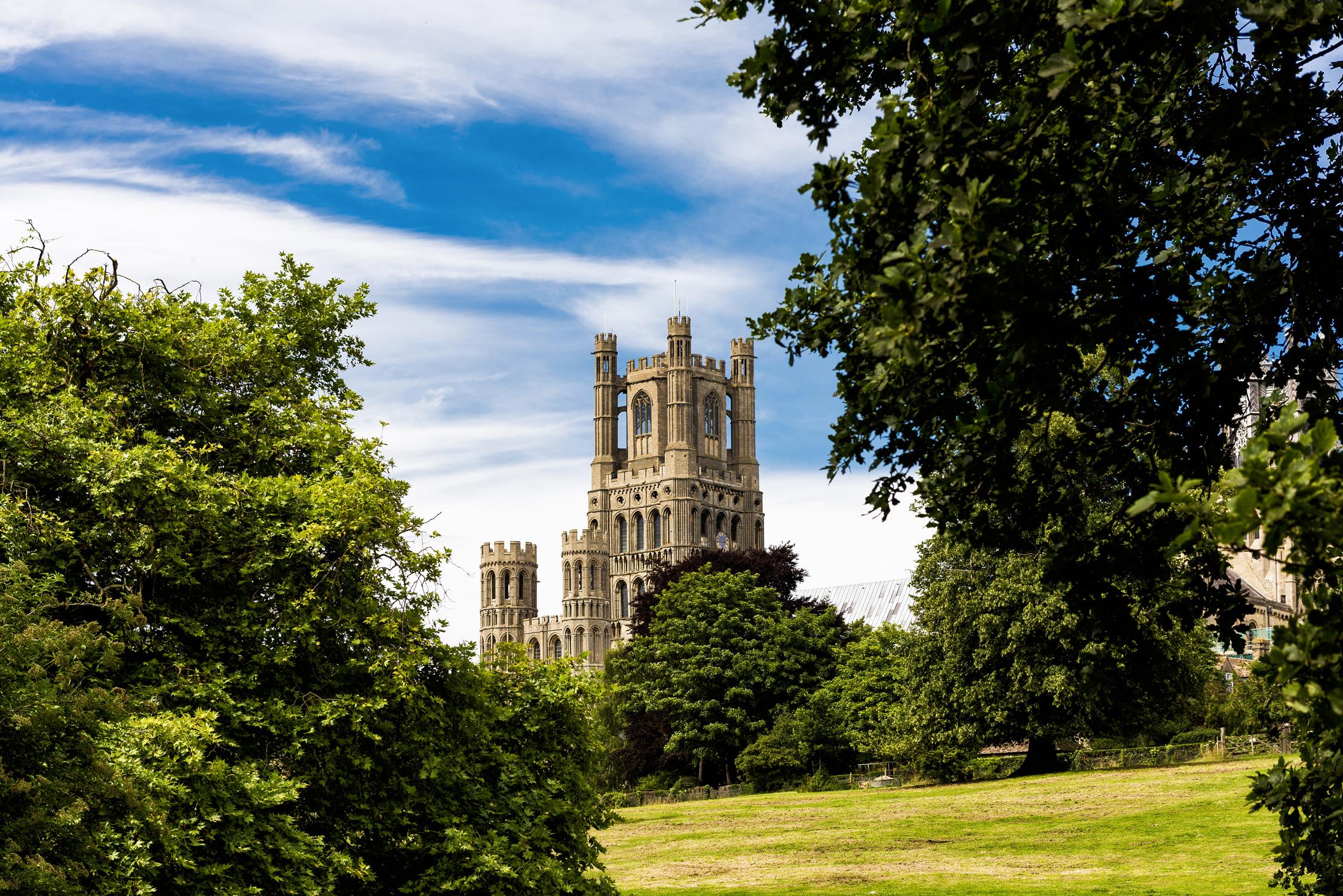 A Church In Cambridgeshire