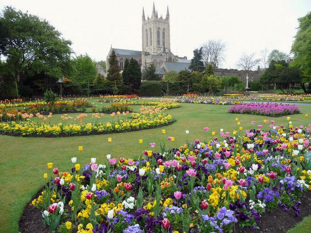 Abbey Gardens Bury