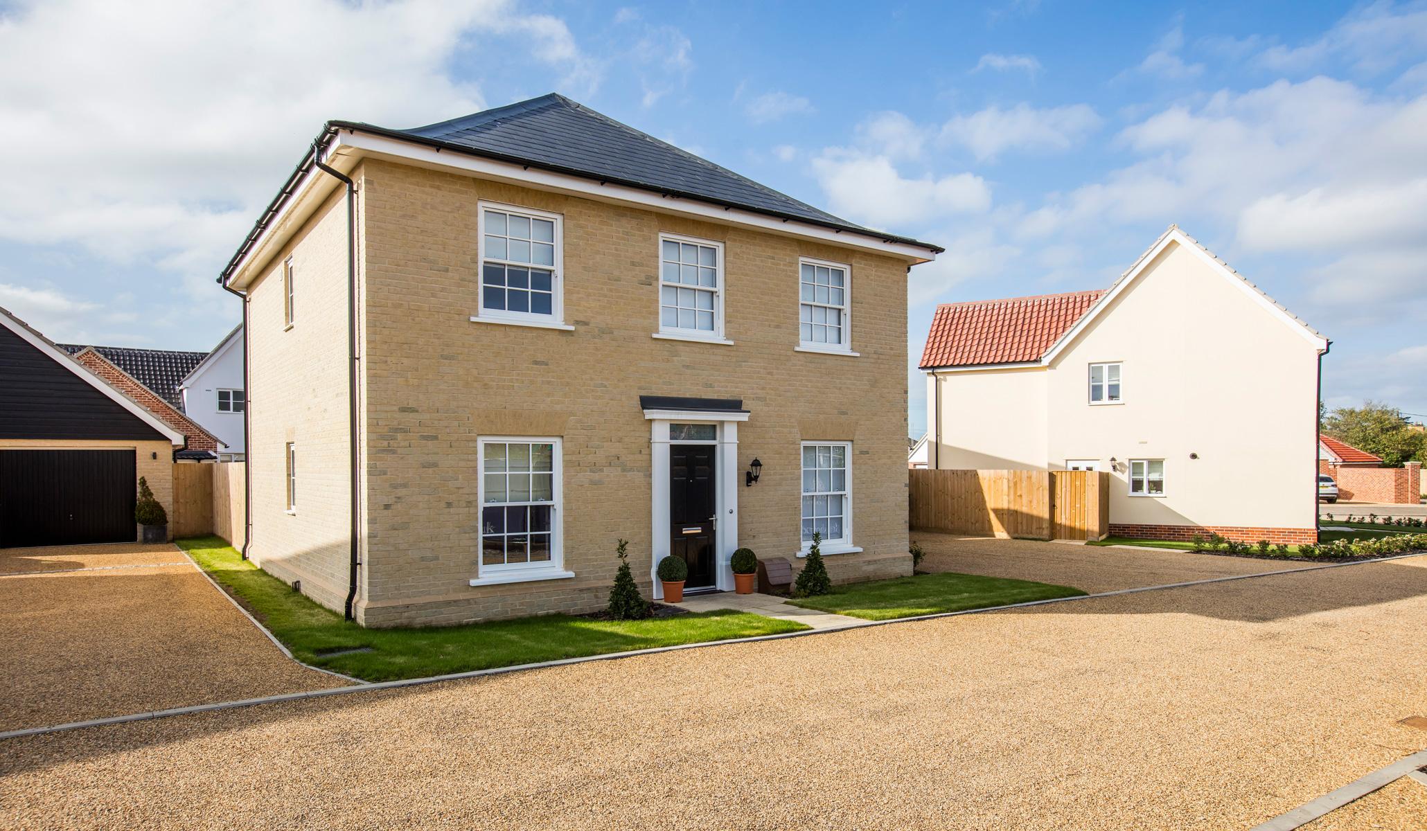 Birch Gate New Build Homes In Wymondham