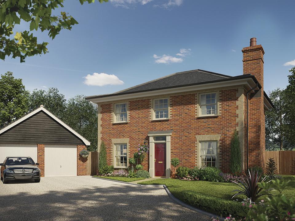 Blyth Vale New Build Home