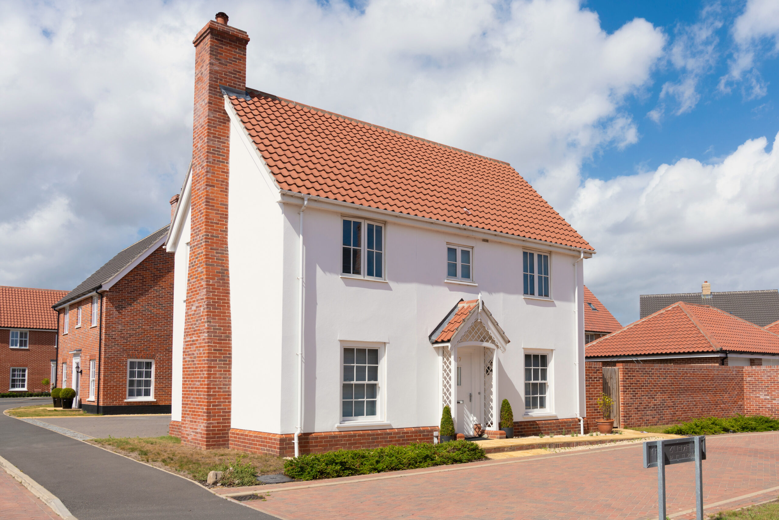 Colne Meadow New Build Home