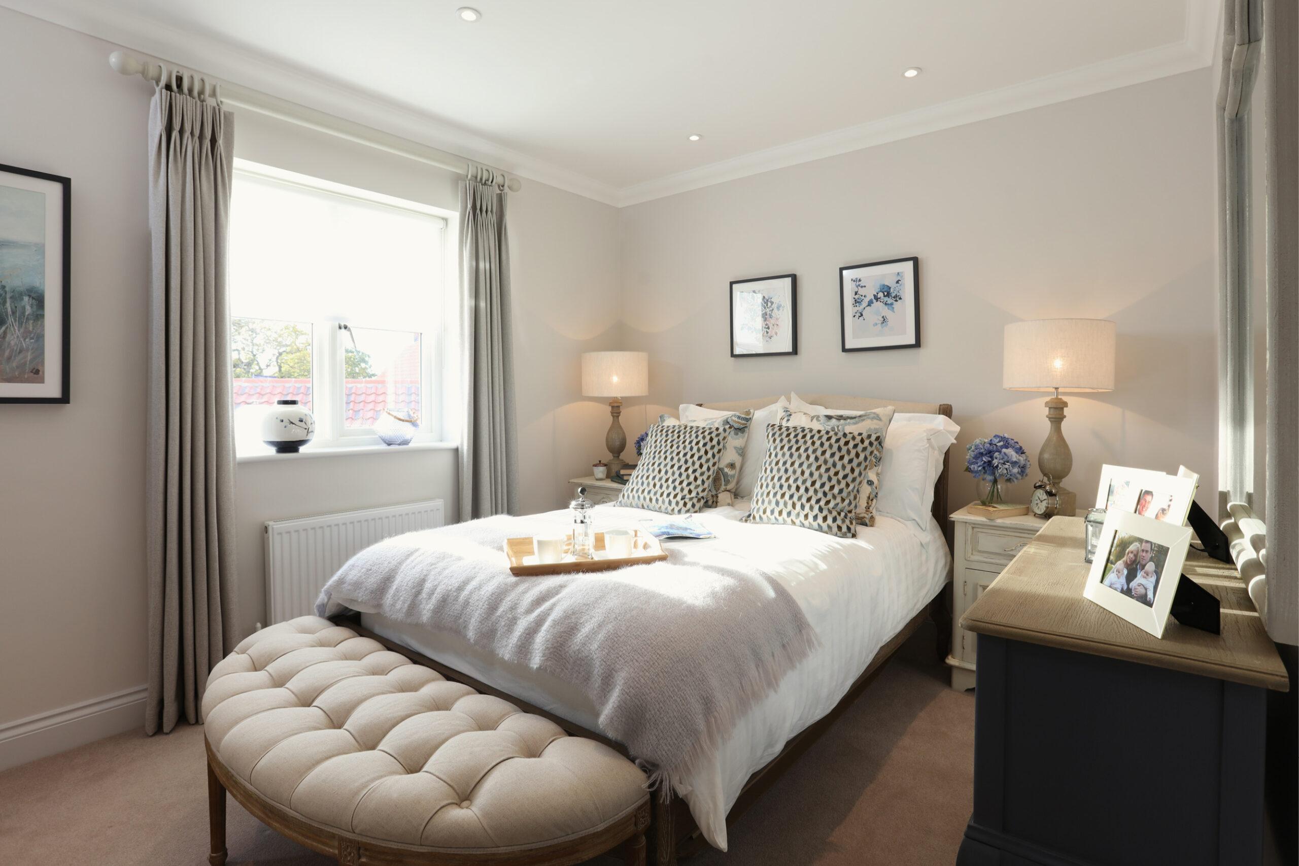 Hazel Grove Double Bedroom