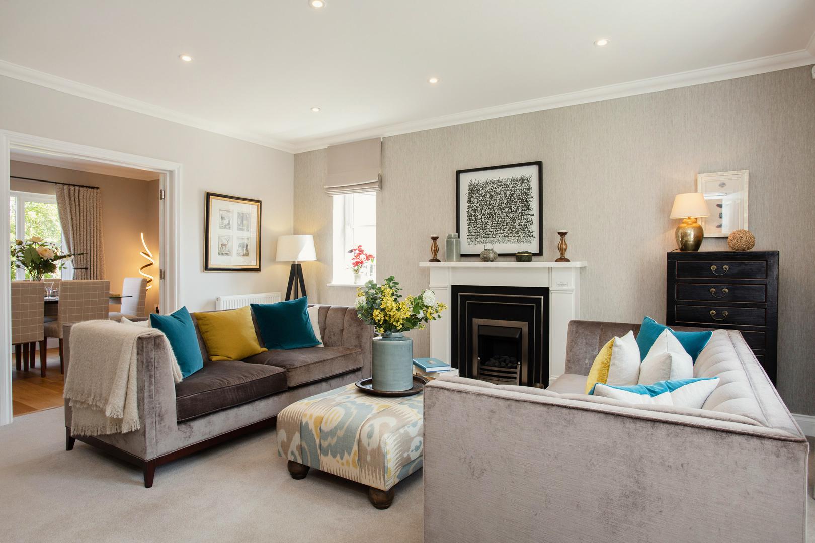 Kings Meadow Living Room