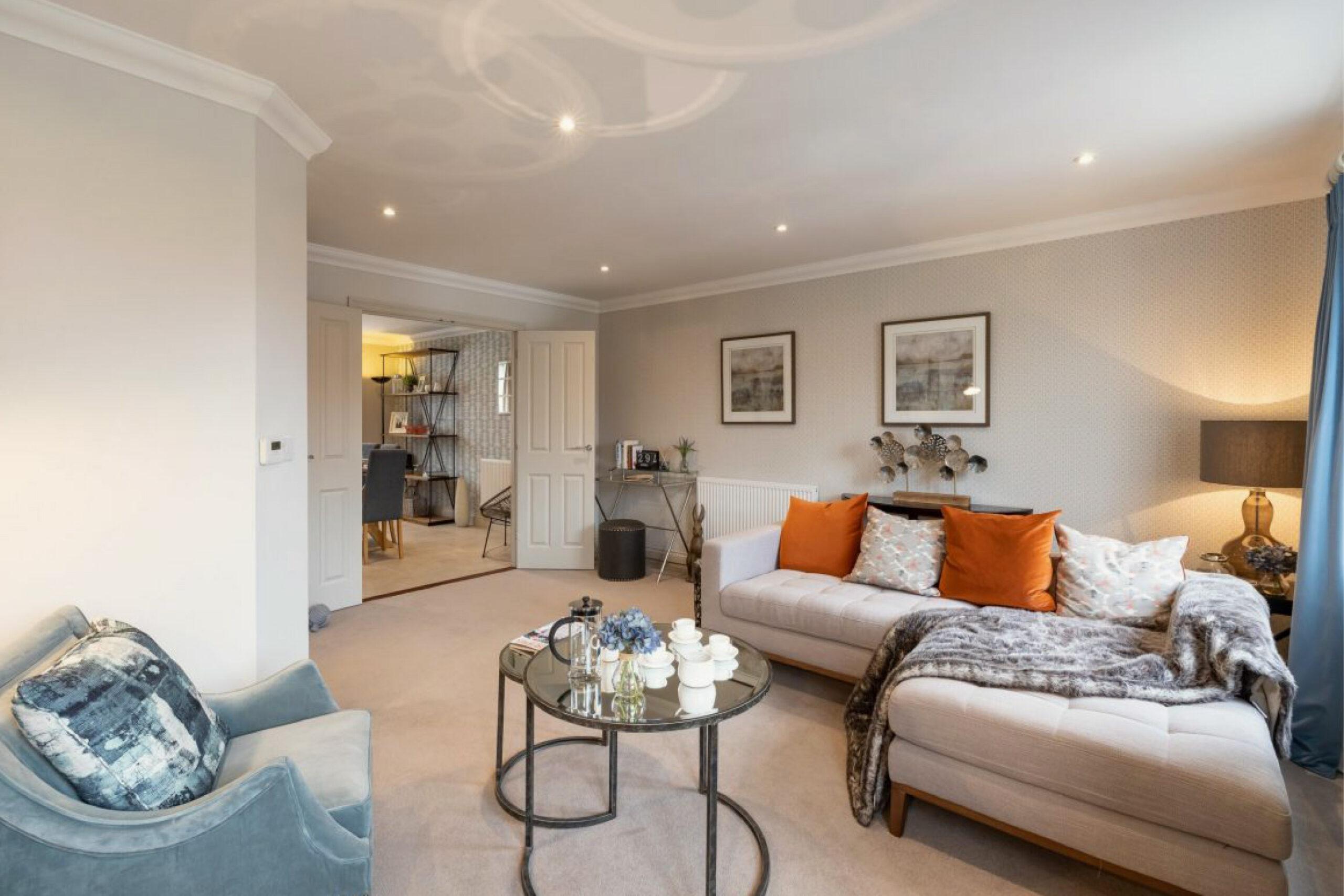 Kingsfleet Living Room