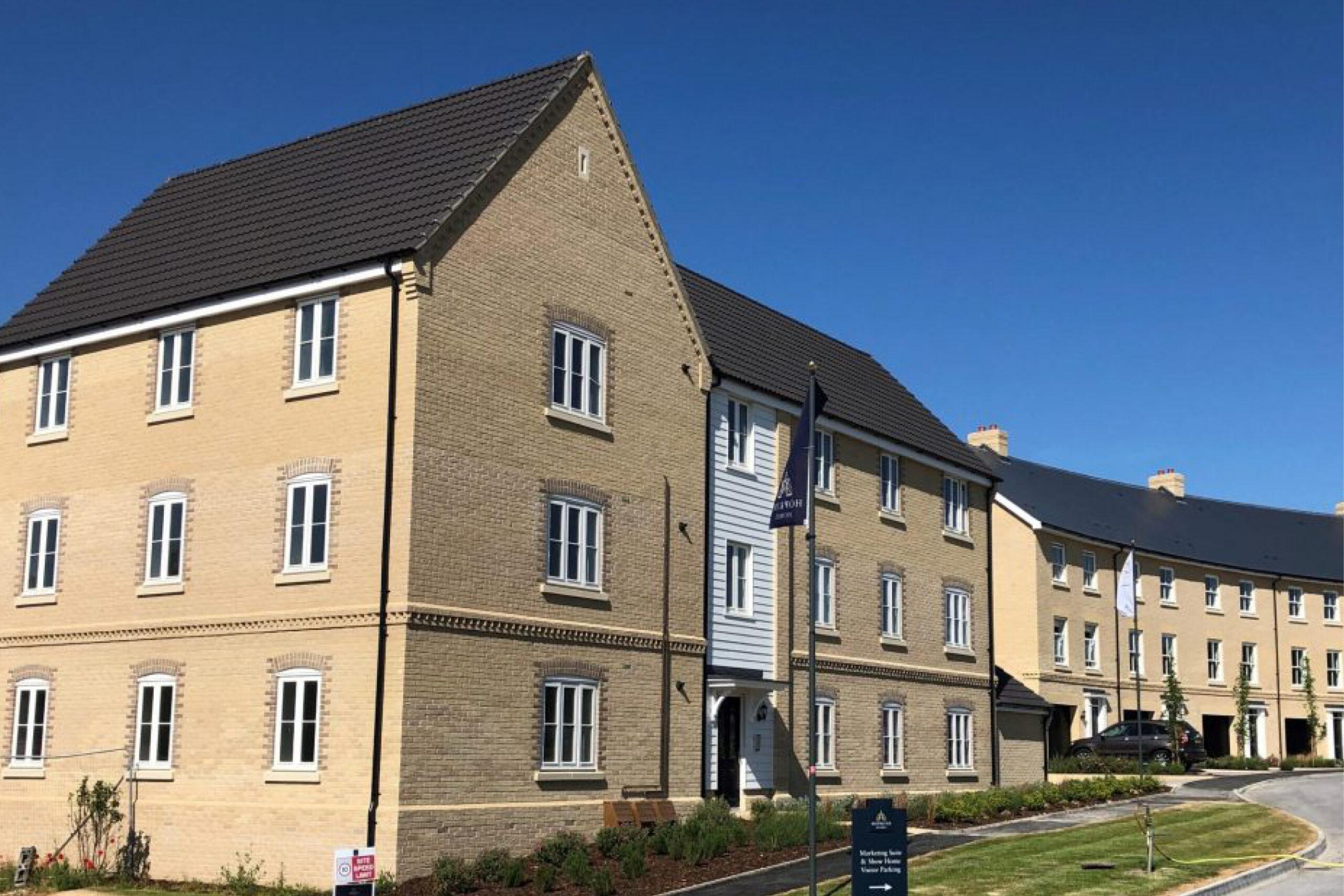 Kingsfleet New Build Homes