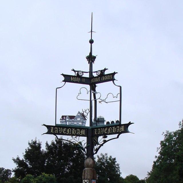 Lavenham Sign