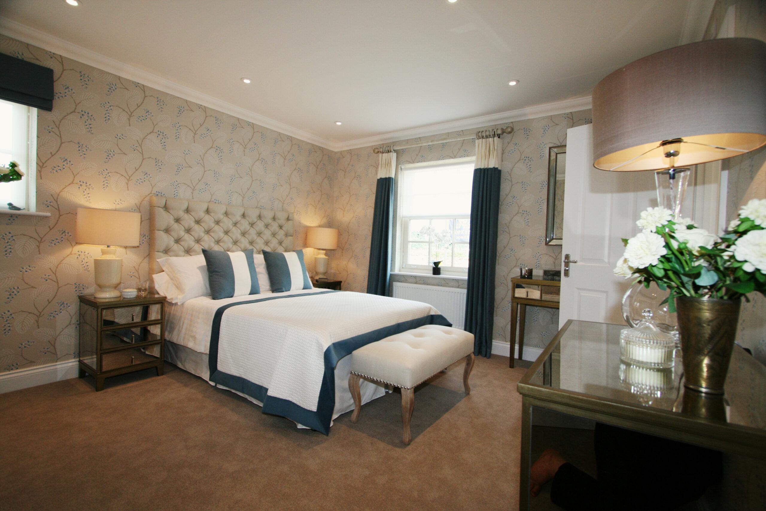 Mulberry Grove Double Bedroom