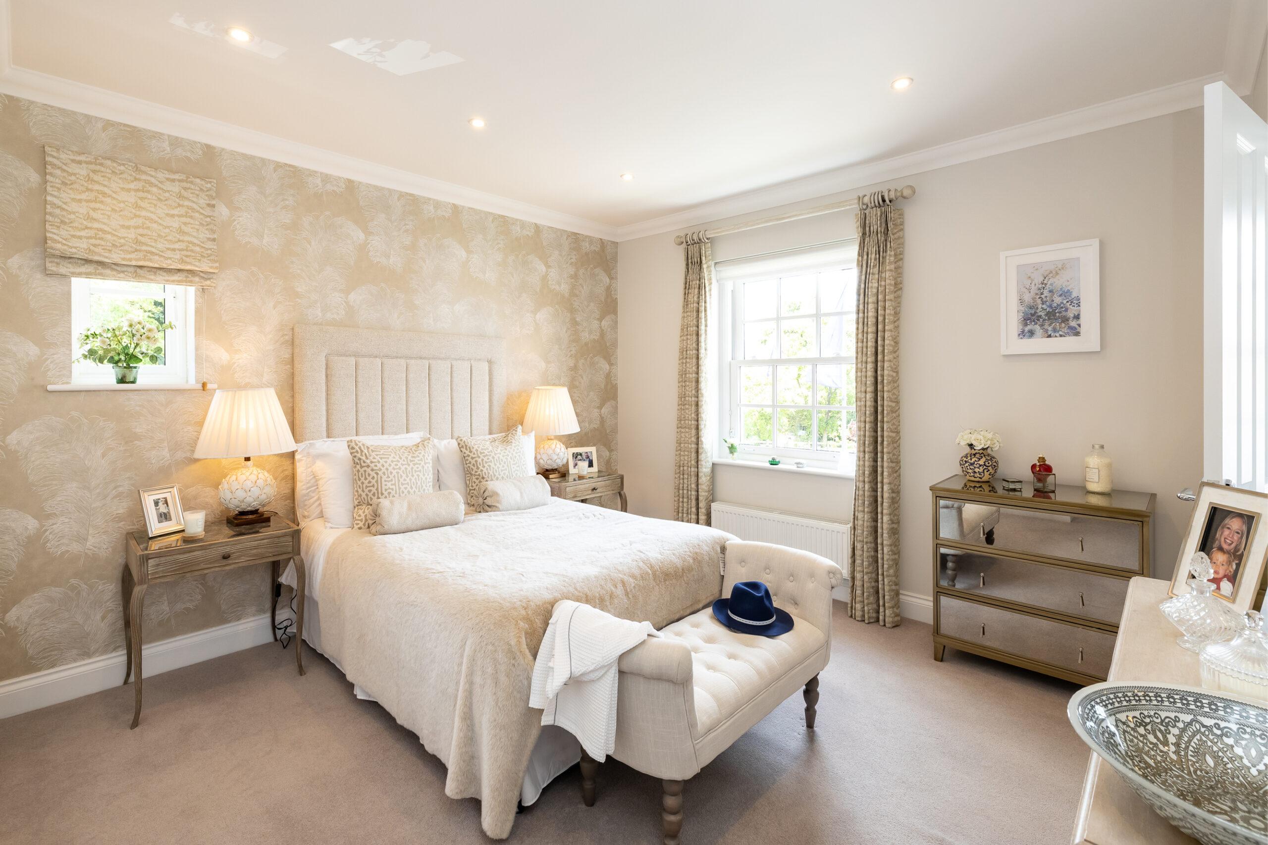 Priors Grange Double Bedroom