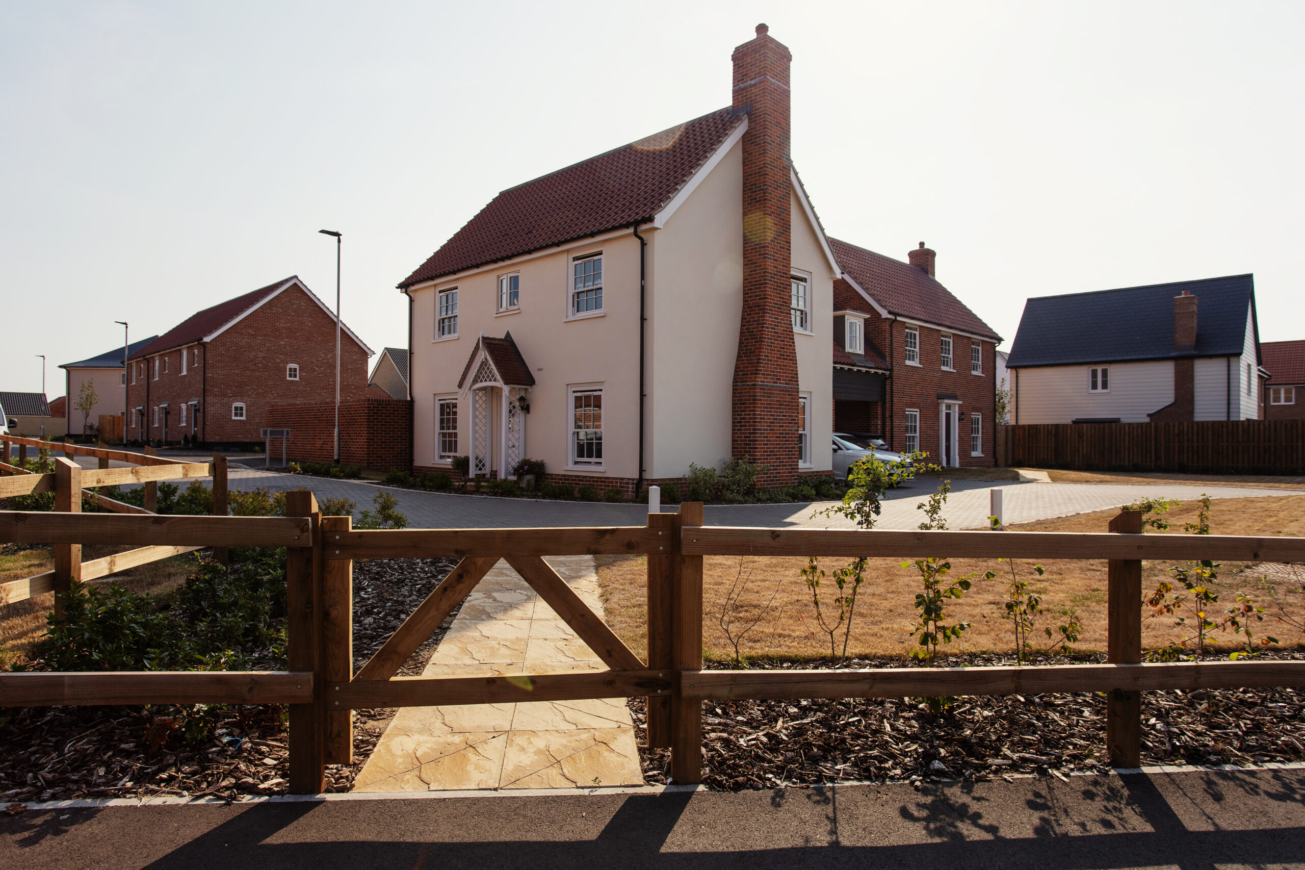 River Reach New Build Homes In Mistley