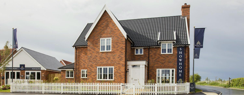 Saxon Meadow New Build Home