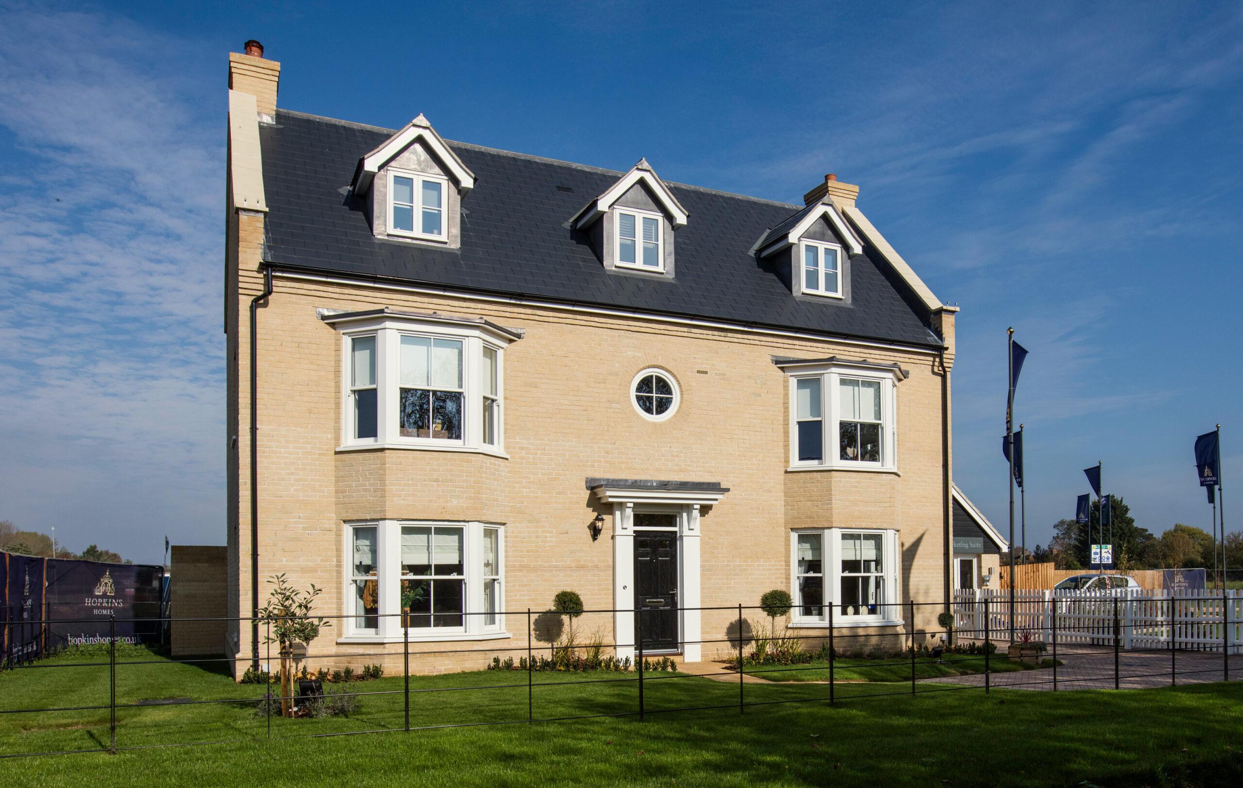 St James Park New Build Home