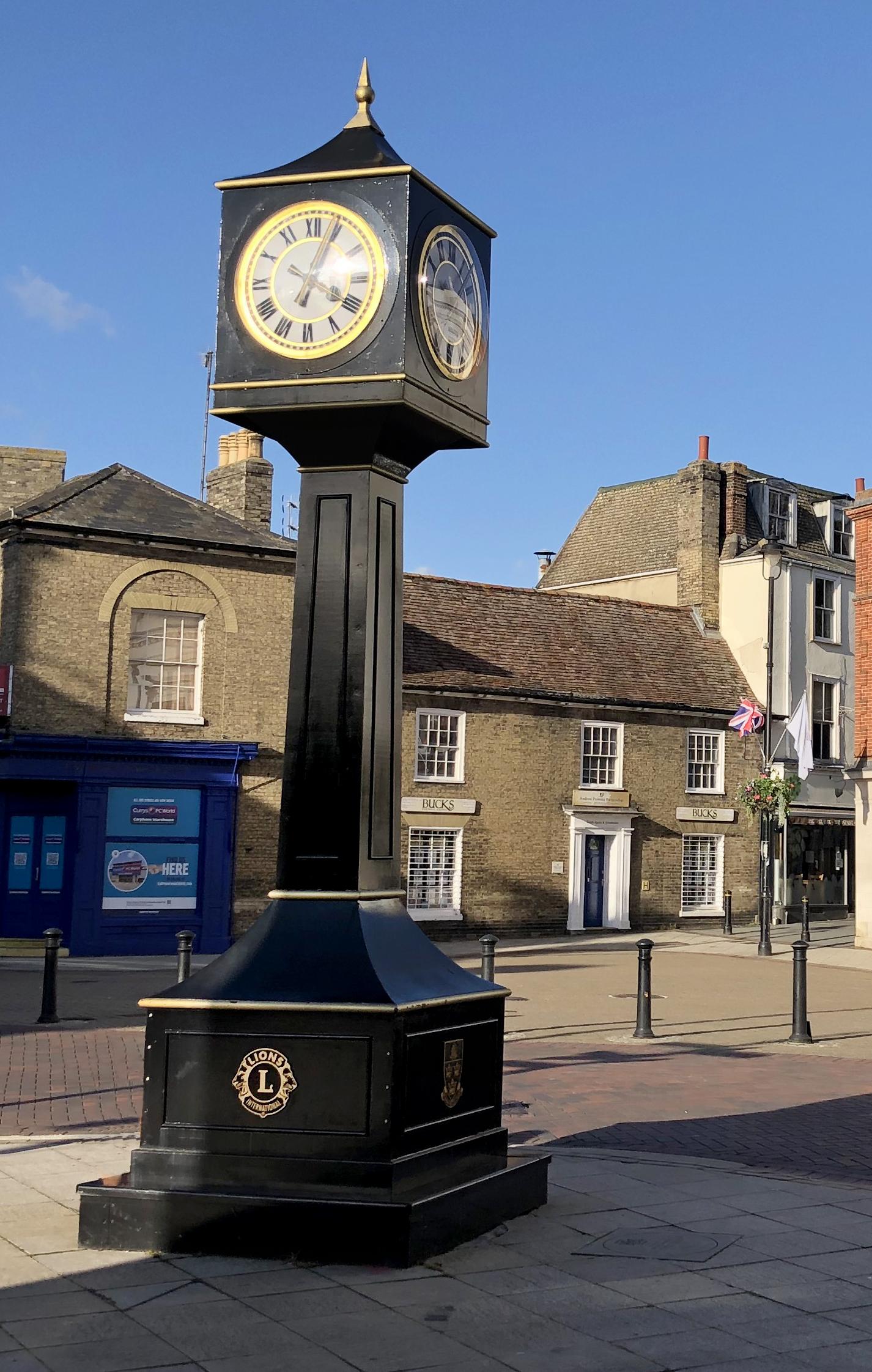 Stowmarket Town Centre