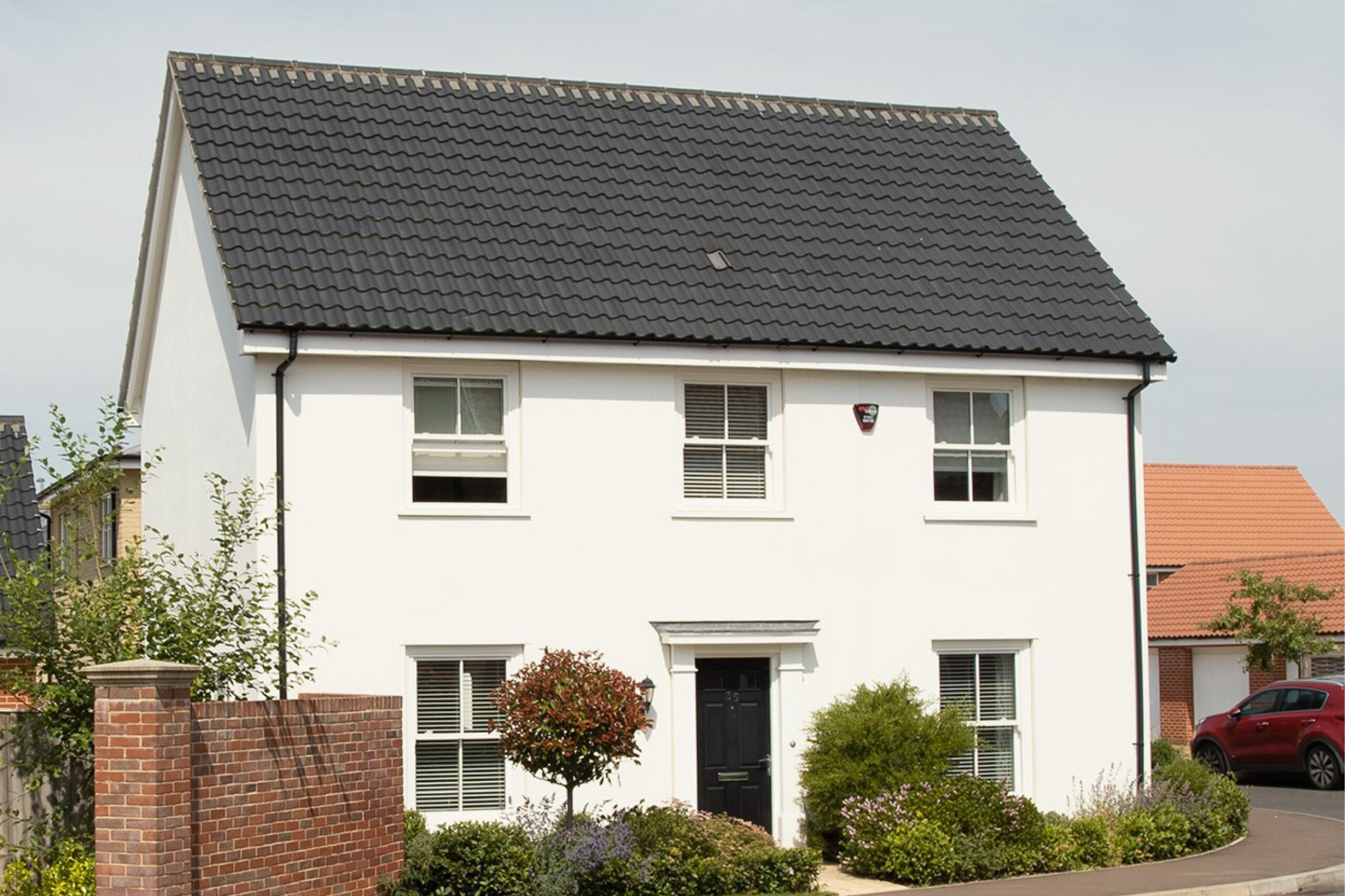 Willowbrook in Bramford New Build Home
