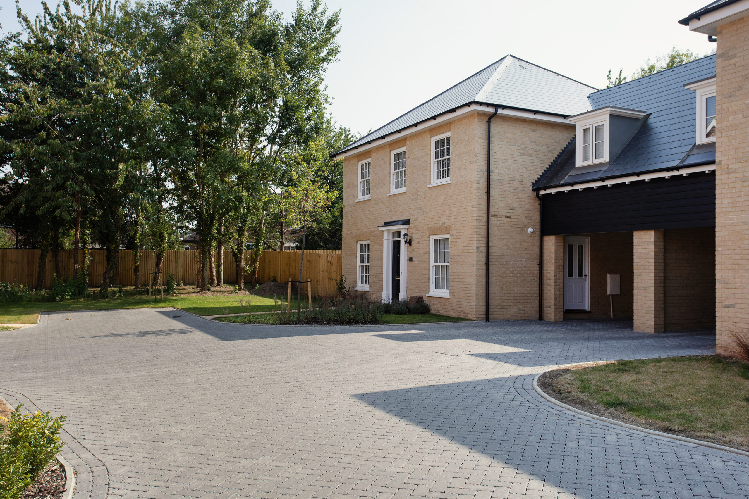 Willowbrook in Bramford Streetscene Landscape