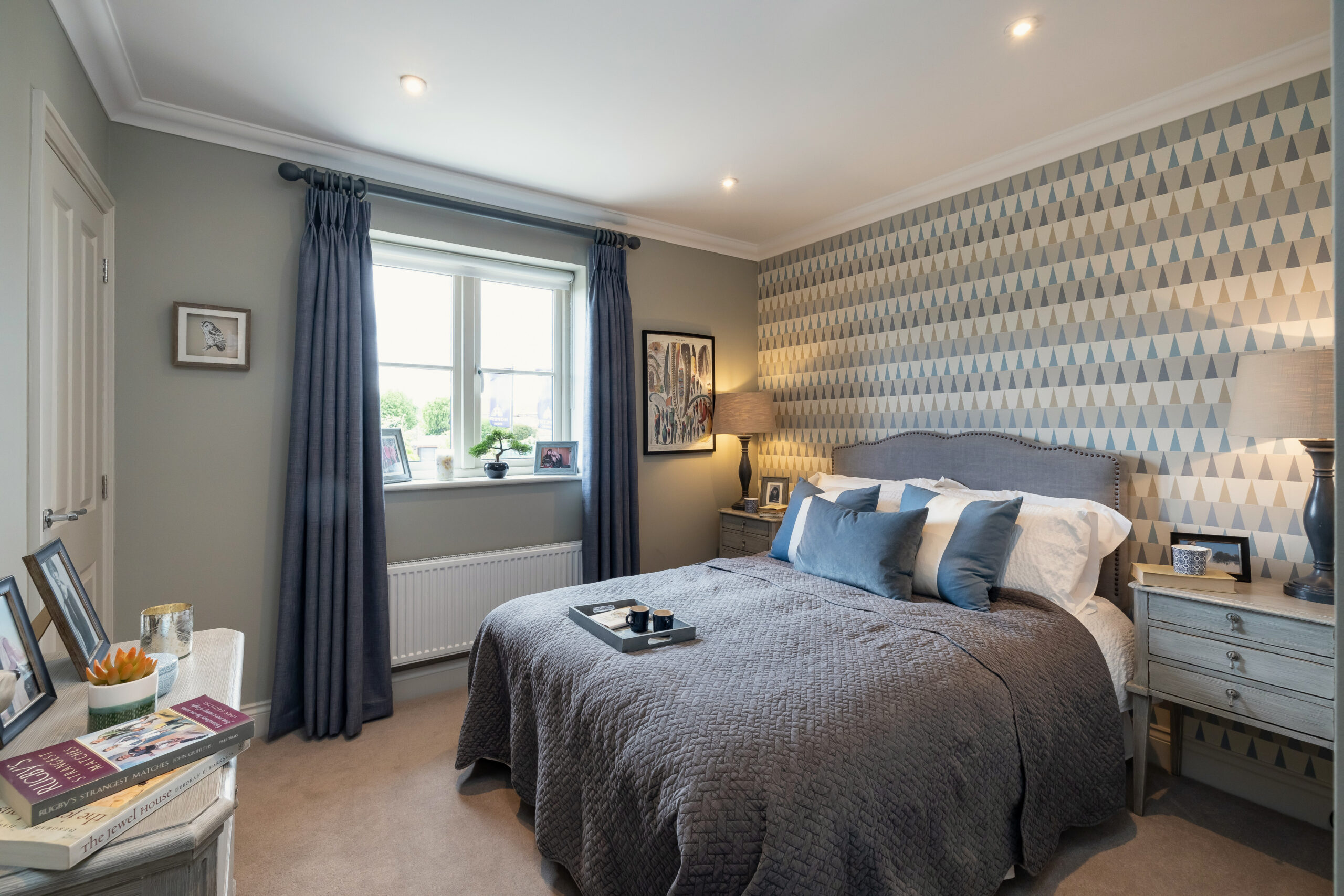 Woodland Rise Double Bedroom