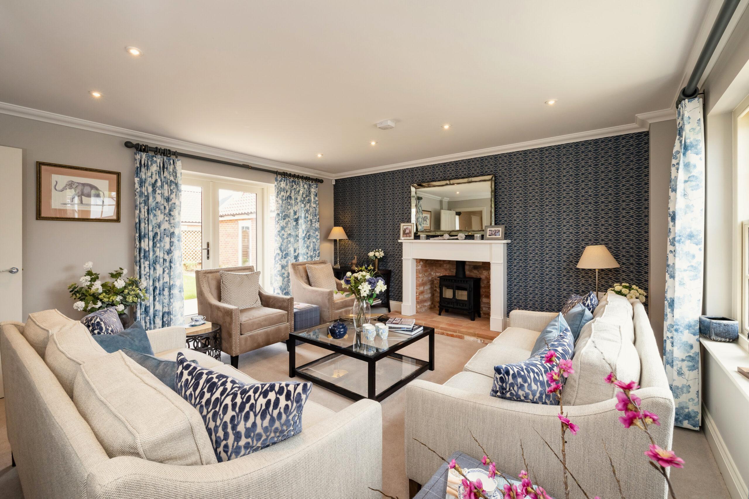Woodland Rise Living Room