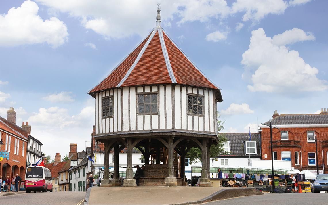 Wynmondham Town Centre
