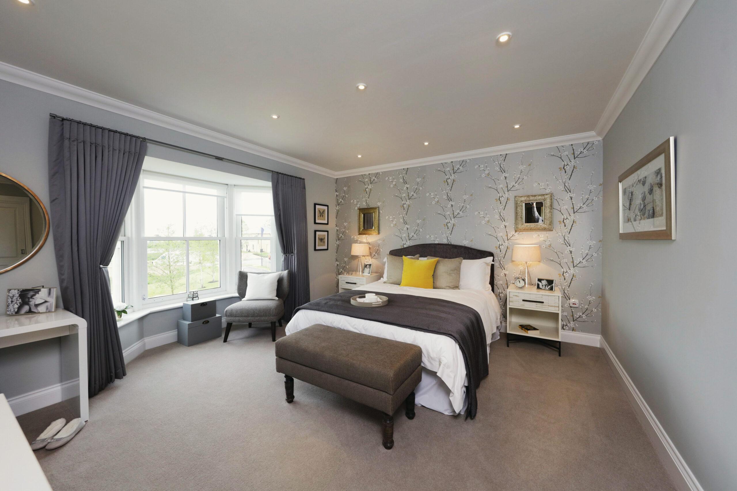 Alconbury Weald Double Bedroom